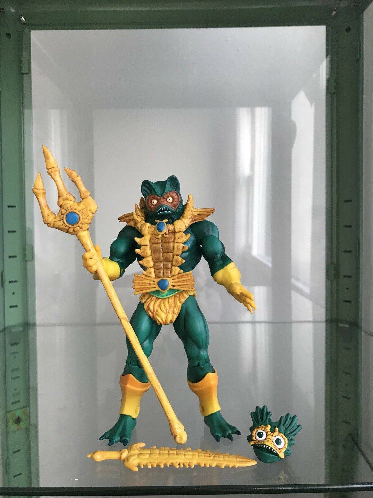 Motuc Masters Of The Universe Mer-man