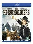 The Horse Soldiers Blu-ray 1959 John Wayne William Holden