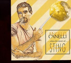Angelo Canelli  Plays The Music Of Sting - <span itemprop='availableAtOrFrom'>Llandrindod Wells, United Kingdom</span> - Angelo Canelli  Plays The Music Of Sting - Llandrindod Wells, United Kingdom