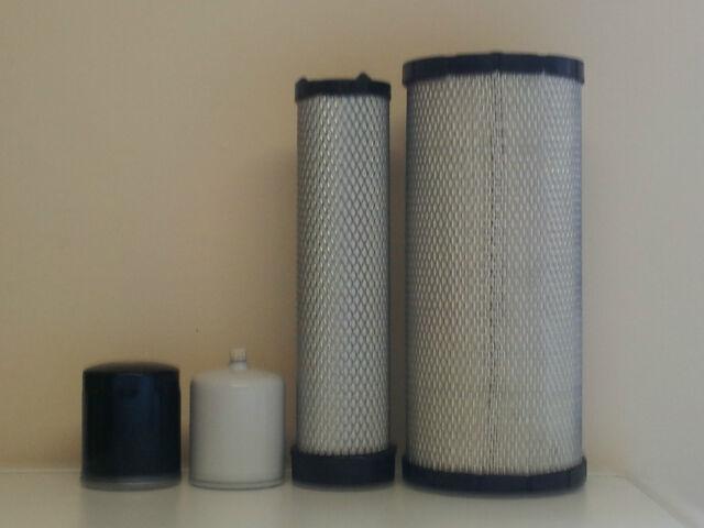 Bobcat T200 Filter Service Kit
