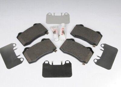 Disc Brake Pad Set Rear ACDelco GM Original Equipment 171-862