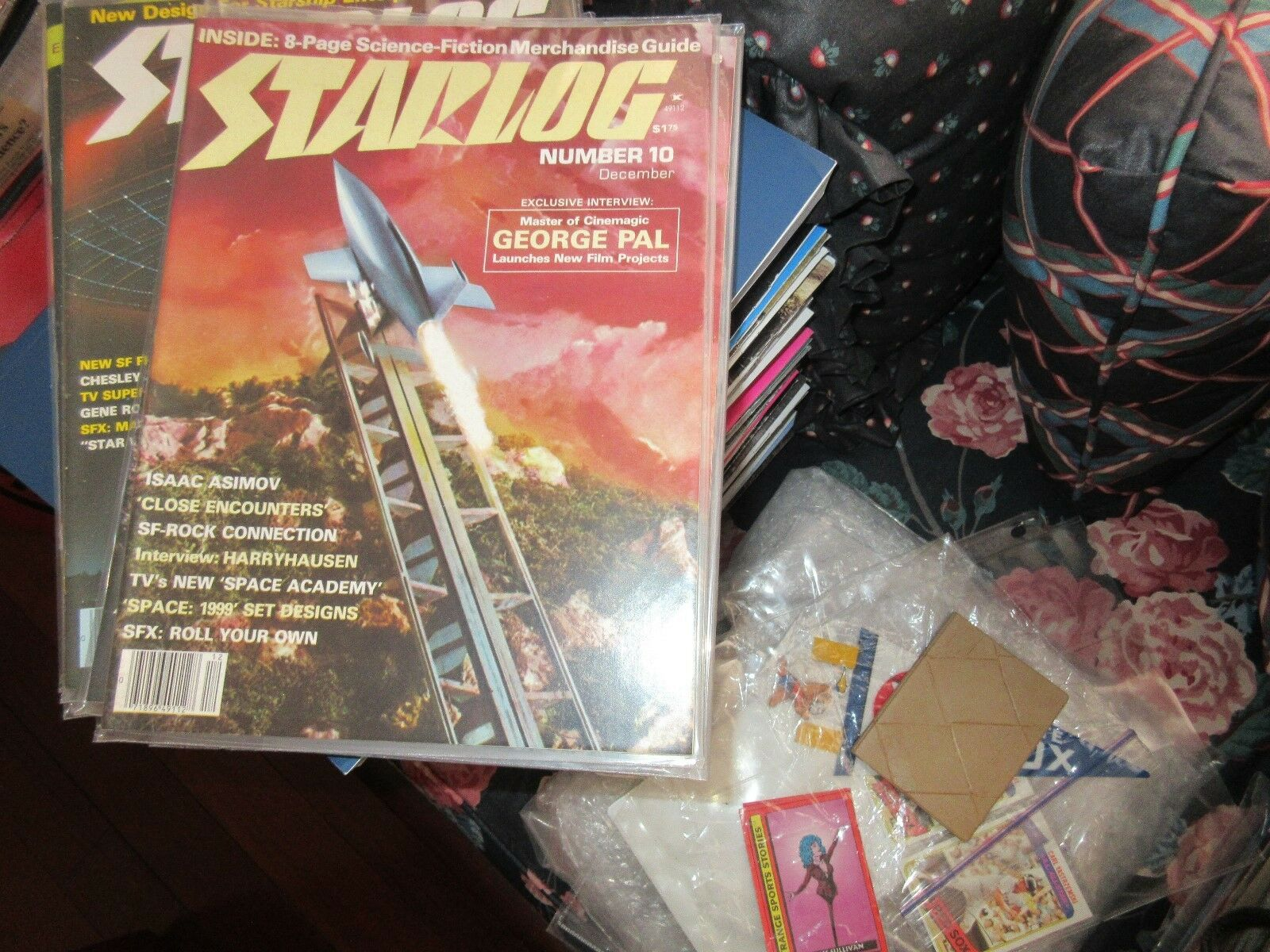 STARLOG , #10 , New/Old Inventory , Cinemagic , Close E