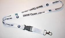 BMW Open ATP Tennis Turnier 2016 Schlüsselband Lanyard NEU (A3.1)