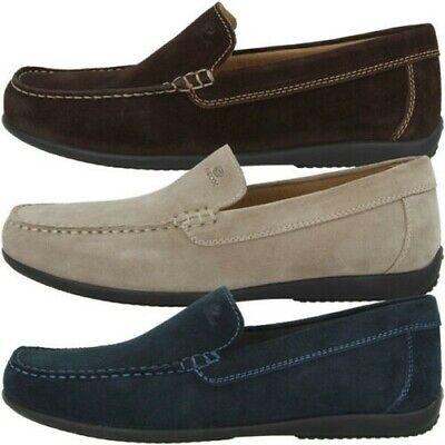 Geox U Ascanio A Chaussures Hommes Mocassins Basses Femme U920WA00022C