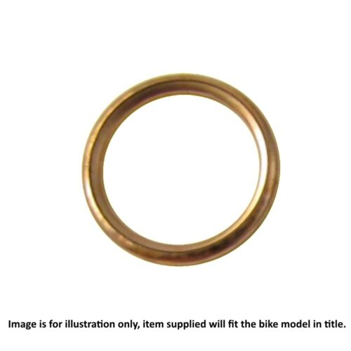 2005 Replacement Copper Exhaust Gasket E//Start Supermoto DR-Z 400 SM K5