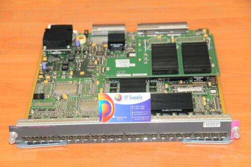 Cisco WS-X6724-SFP Switching Module with WS-F6700-CFC 6MthWtyTaxInv