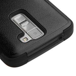 for-NEW-LG-K7-Tribute-5-BLACK-TUFF-ARMOR-SHOCKPROOF-SKIN-COVER-PHONE-CASE