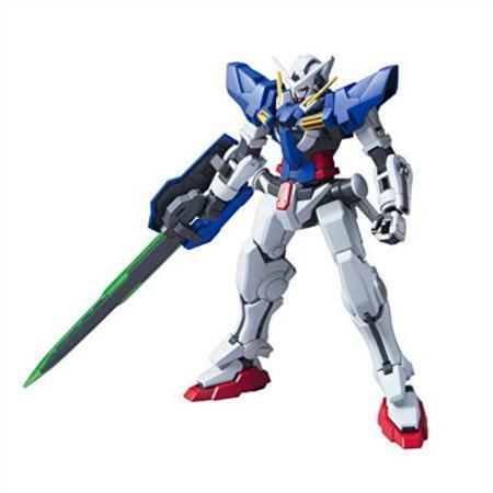 HG 1//144 GNZ-005 Hiringu Care dedicated Garazzo Mobile Suit Gundam 00