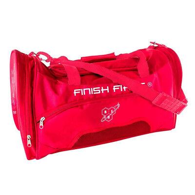 BSN True Mass 1200 Gym Bag Medium Size Sports Holdall - Holds Shakers & Jugs