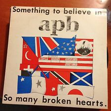Apb-something To Believe In-so Many Broken Hearts-LP
