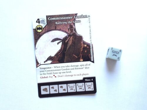 DC Dice Masters Green Arrow and the Flash - Diggle, Green Beret #013