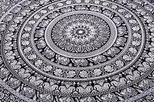 Handicrunch Wall Art Mandala Hippie Tapestry Full Size Sheets Wall Cotton