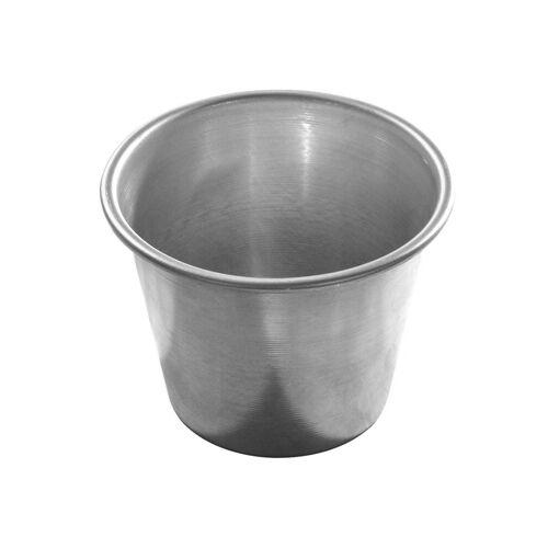 Formina per timballo con bordatura mini stampo Diametro 9,cm H.7,5cm Conf 50pz