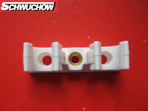 Doppelclip 10 St 15mm Doppel Rohrclip Schelle Kupferrohr Doppelclips Clip Clips