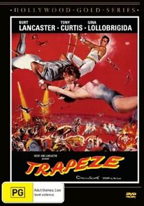 Trapeze-DVD-BRAND-NEW-SEALED
