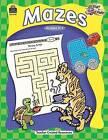 Mazes, Grades K-1 by Kelly McMahon (Paperback / softback, 2006)