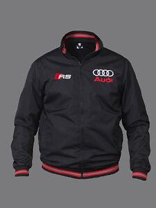 Audi shop jacke