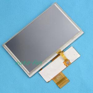 """NUOVO 5.0"""" pollici TFT LCD Module + Touch Panel ad alta risoluzione 800 x 480 punti 40Pin"""