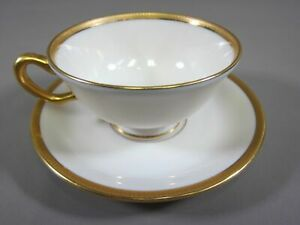 Lenox-Fine-China-TUXEDO-Cup-amp-Saucer-Set-s-Multiple-Available-EXCELLENT