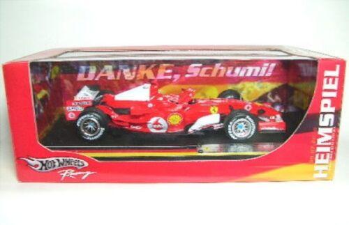 Ferrari 248 F1 No 5 Michael Schumacher-Danke Schumi