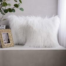 Faux Fur Body Pillow Opalhouse