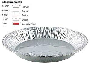 Image is loading Handi-Foil-9-034-Aluminum-Foil-Pie-Pan-  sc 1 st  eBay & Handi-Foil 9\