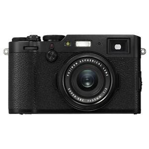 Fujifilm X100F 24.3MP Digital Camera Full HD Wi-Fi Black