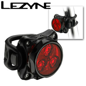 Red LEZYNE Zecto Drive Front USB-Rechargeable Cycling White-LED Head Light
