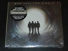 Circle [Deluxe International Edition] [Digipak] by Bon Jovi (CD, 2009, 2 Discs, Universal Distribution)