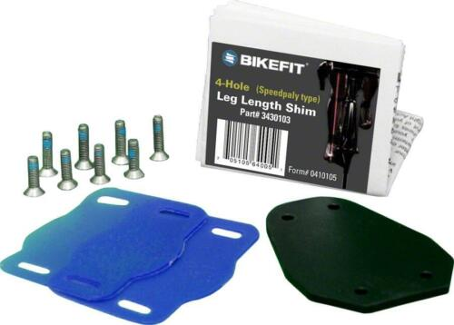 Bike Fit Leg Length Shims Speedplay