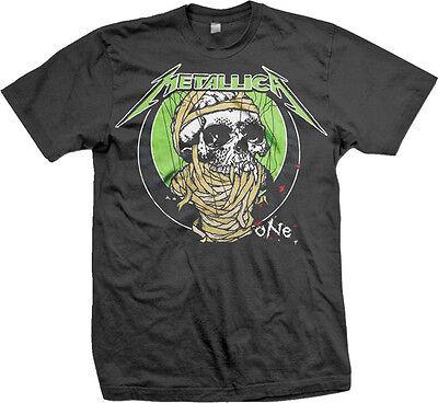 METALLICA - One - T SHIRT S-M-L-XL-2XL Brand New - Official T Shirt