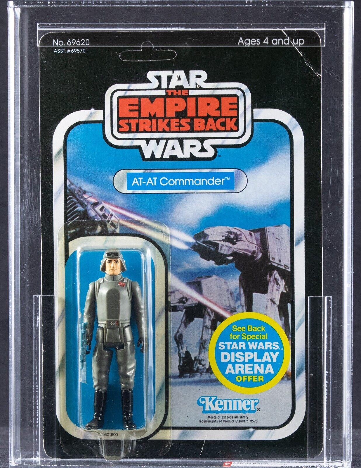 Vintage Kenner 2018 Star Wars Imperio Contraataca 45 en al comandante Figura de Acción autoridad 75Y (758085)