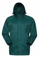 Coleman Mens Inlet Nylon Rain Jacket Size XL Waterproof Outdoors Sports for sale online