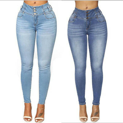 BLUE JEANS  JEGGINS LEGGINGS GREAT WITH BAGGY T SHIRT SIZES  12//14   14//16