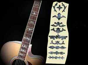 Fretboard Markers Inlay Sticker Decal For Guitar Amp Bass