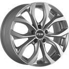 """Jante alu Volkswagen Golf 20"""" - PSW Villeneuve silver"""