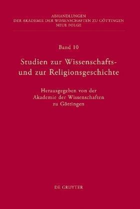 1 von 1 - Studien zur Wissenschafts- und zur Religionsgeschichte (2011, Gebundene Ausgabe)
