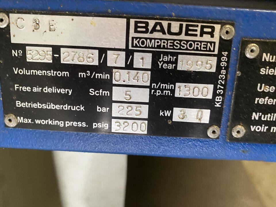 Kompressor Bauer Capitano