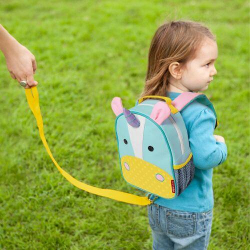 Skip Hop Zoo-Laissez Bambin//Bébé Sac à dos et rênes Eureka Licorne