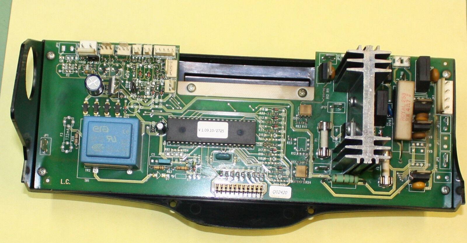 Platine de puissance électronique Saeco Incanto Rapide Steam SUP021YR