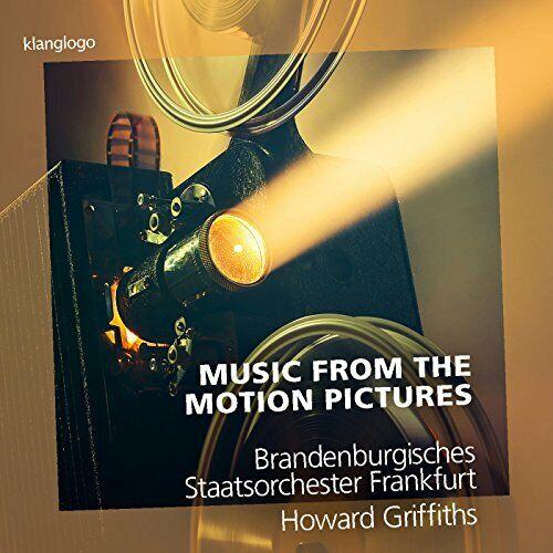 Brandenburgisches Staatsorchester Frankfurt - Music From Motion [CD]