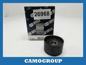 Rolls Tensioner Toothed Belt Guide Pulley Timing Belt RENAULT Clio Kangoo