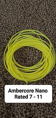 HIGHEST QUALITY AMBERCORE HOLLOW POLE ELASTIC RATED 10-14  1.5m length