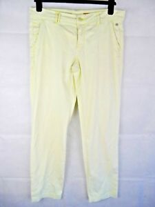 JEANS-34w-31L-PILCRO-AND-THE-LETTERPRESS-No-28-Hyphen-Yellow-Anthropologie