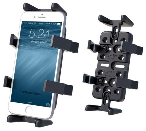 RAM Mount Aircraft Universal Finger-Grip Phone/Radio Cradle - RAM-HOL-UN4