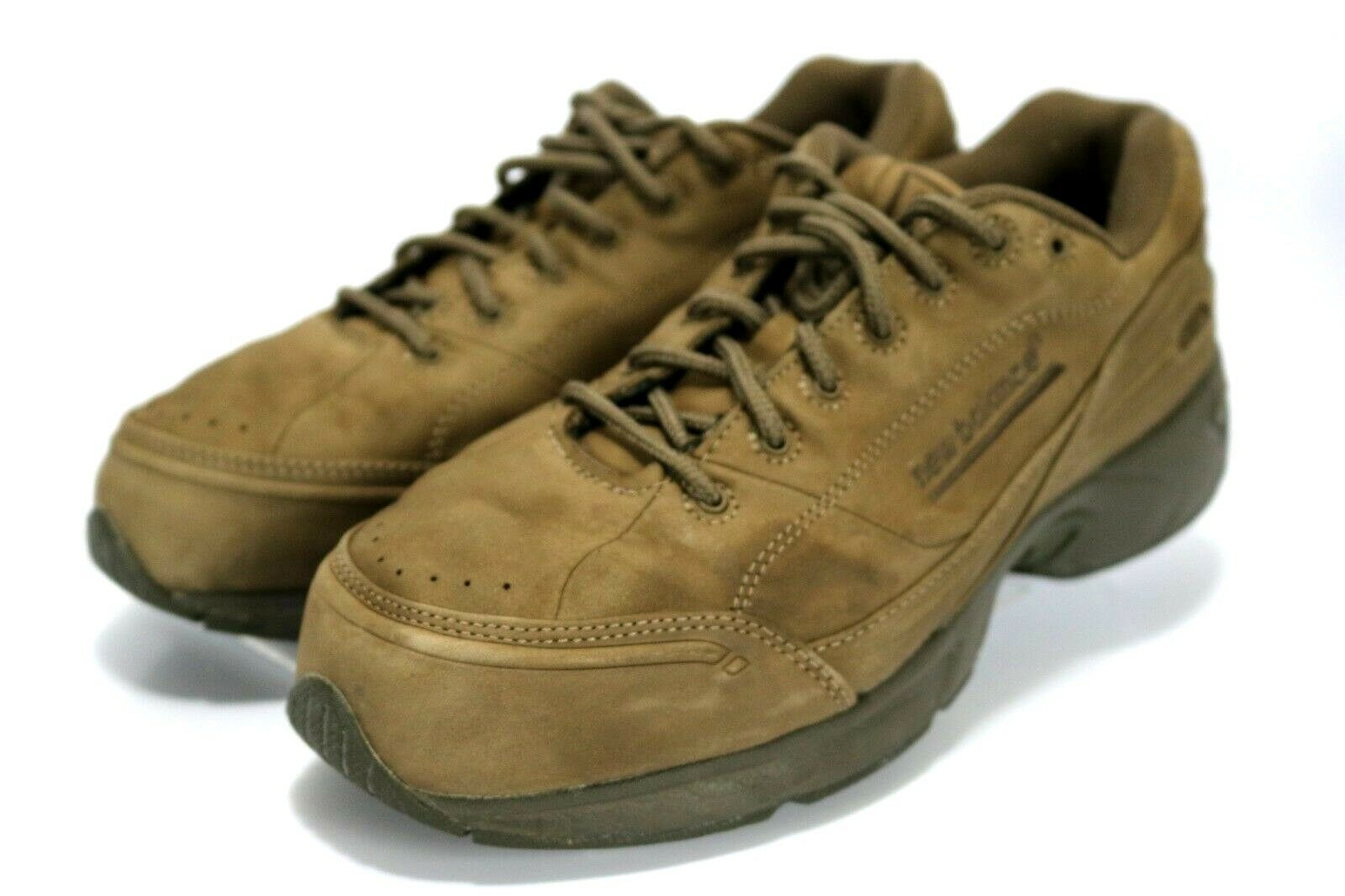New Balance  189 Men's Leather Walking shoes Size 8 4E Brown