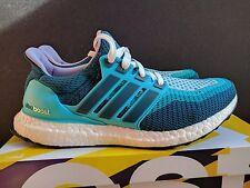 "Adidas Ultra Boost 2.0 ""Purple Glow"" Running Shoes Womens Sz 10 Mens  8.5 9"