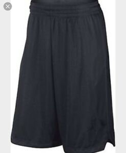 72bee41f88696f New Nike Air Jordan Flight Knit Men s Short Black Jumpman Size Small ...