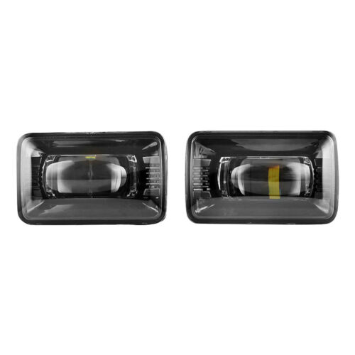 For Ford F150 2015 2016 2017 Projector LED Fog Light Rectangle Fog Lamp Assembly