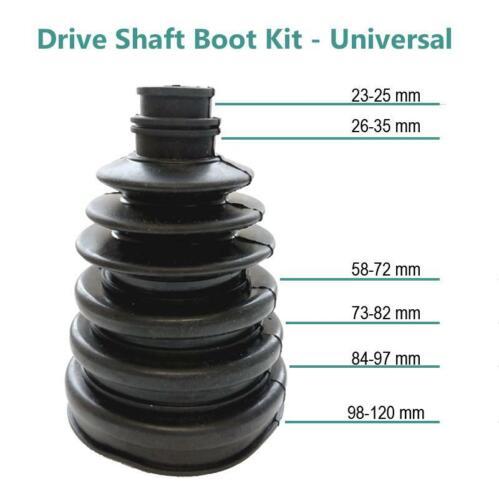 FITS VW PASSAT STRETCH CV BOOT KIT DRIVE SHAFT NEW